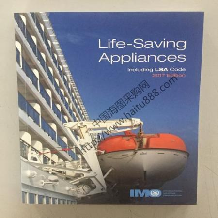 IMO 982E INTERNATIONAL LIFE-SAVING APPLIANCE CODE (LSA CODE)