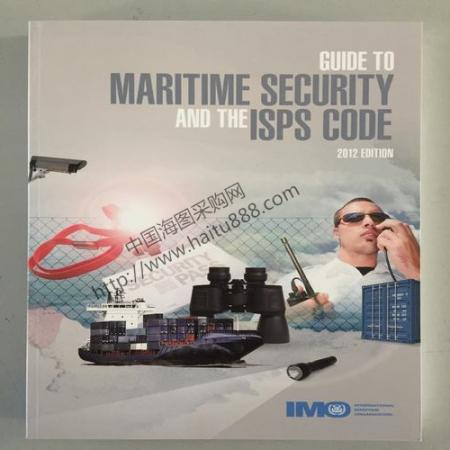 IMO116E GUIDE TO MARITME SECURITY AND THE ISPS CODE